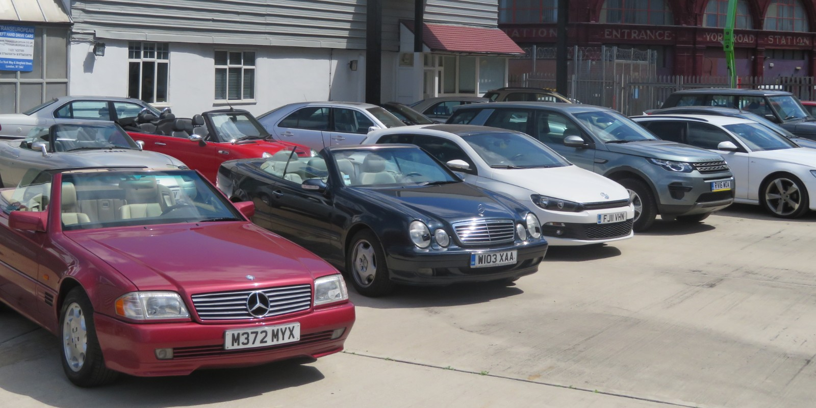 New Used Lhd Left Hand Drive Cars For Sale London Uk